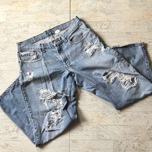 550 Levi's Jeans